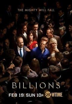 Billions - 2ª Temporada Torrent torrent download capa