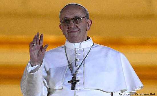 El cardenal argentino Jorge Bergoglio es el nuevo Papa
