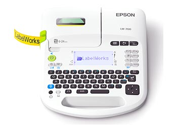 Epson LW-700 software