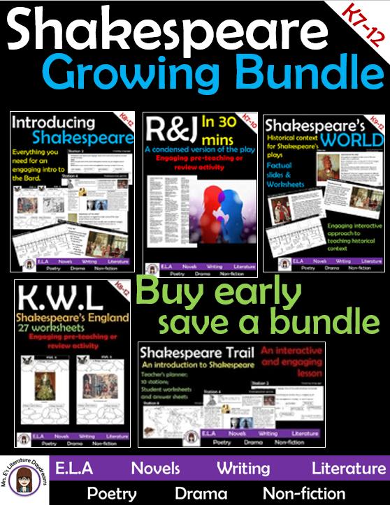 https://www.teacherspayteachers.com/Product/Shakespeare-Teaching-Activities-Growing-Bundle-1797115