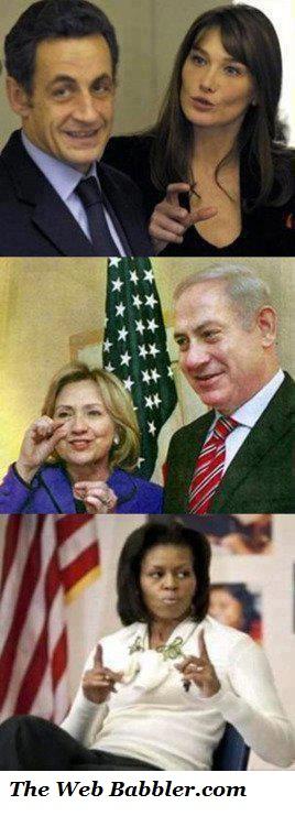 Hilary clinton_michelle obama_nicolas sarkozy