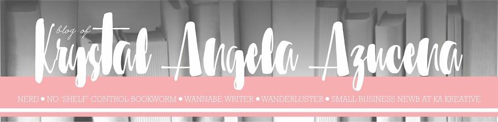 Krystal Angela Azucena aspiring writer