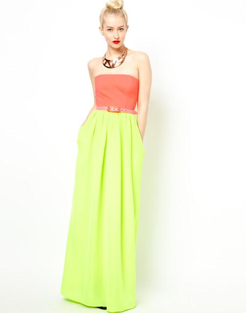 aqua mary dress
