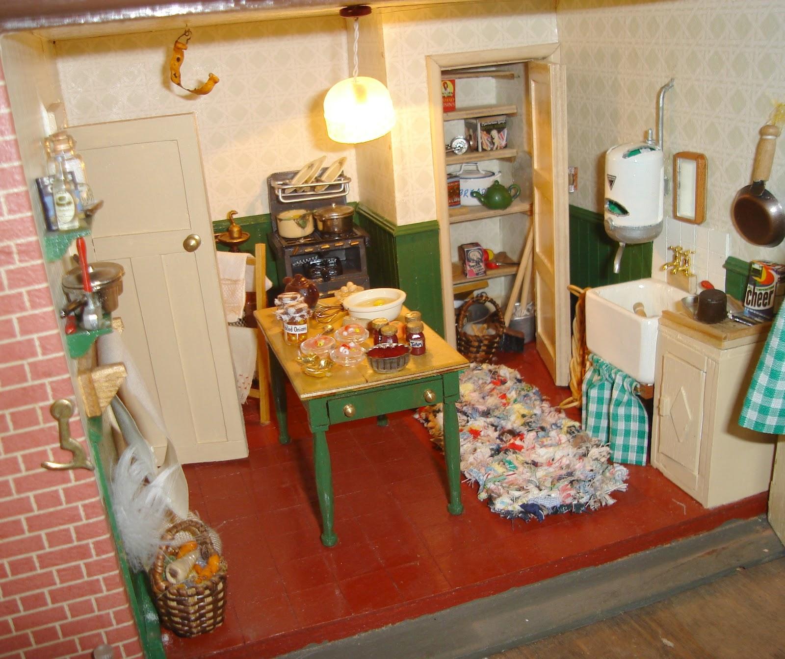 Dolls House Kitchen Furniture World Costume Dolls New Dolls From Switzerland Gambia And Yemen