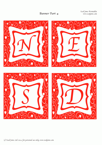 Banderines 3.