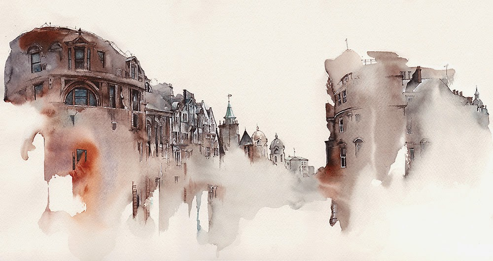 20-UK-London-Whitehall-St-Sunga-Park-Surreal-Fantasy-of-Dream-Architectural-Paintings-www-designstack-co