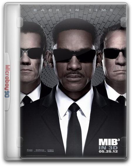 Men in Black 3 (2012) DVDRip Español Latino