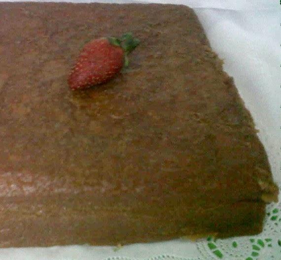 Resep Kue Bolu Delapan Jam