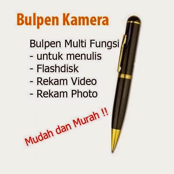 Kamera Bollpoint Pen 8GB