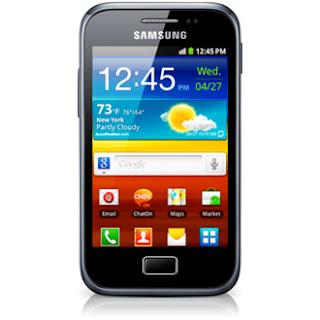 Harga Samsung Galaxy Ace Plus Agustus 2012