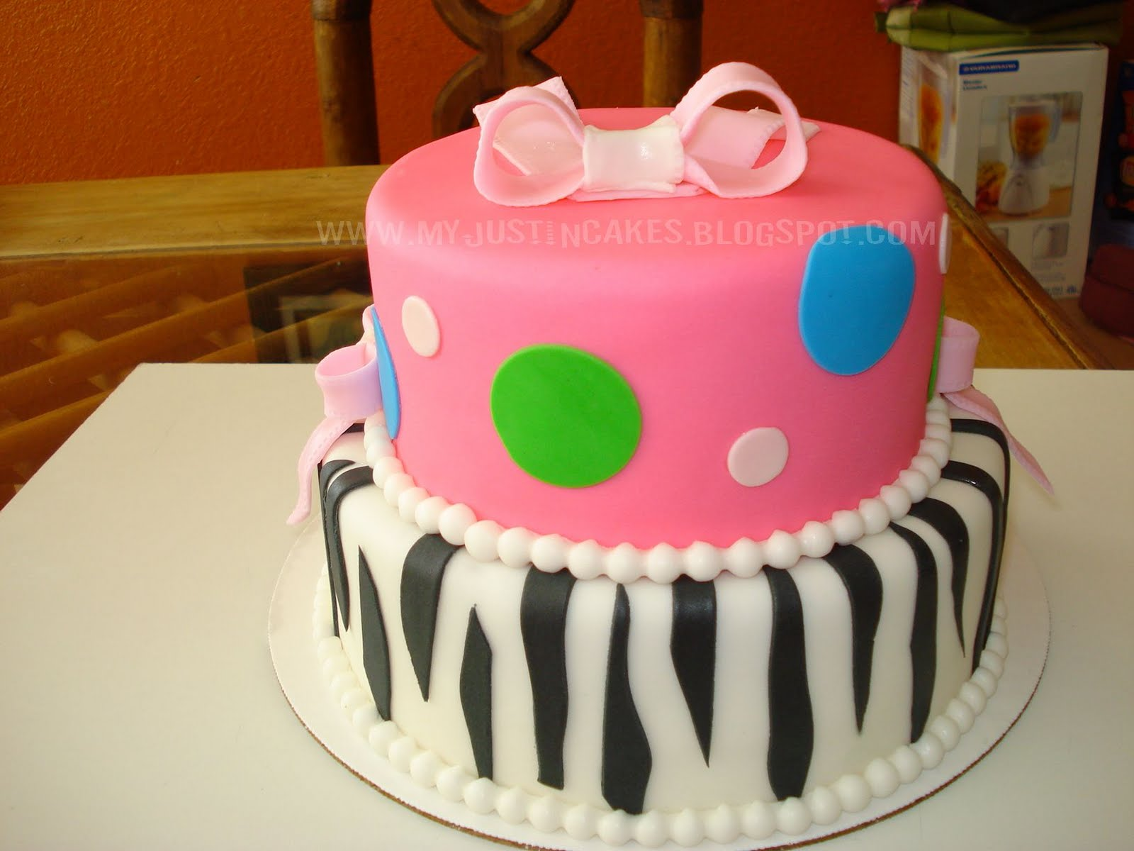 Just in Cakes: 13 Year Old Girl Birthday Cake