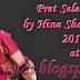 Pakistani Fancy Dresses by Hina Shaheryar   Luxury Pret Dresses 2012
