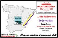 Grandes Rutas: Criticona 2016 Pantumacona.
