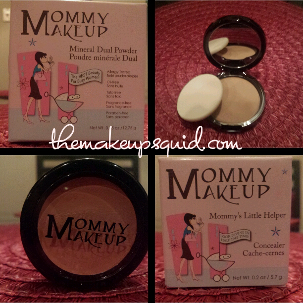 Mommy Makeup Product review themakeupsquid.com
