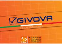 Catalogue Givova 2016