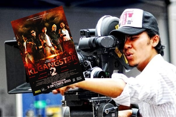 Filem KL Gangster 2 Disebar Di Internet