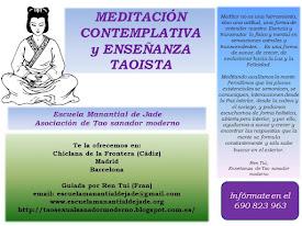 MEDITACIÓN CONTEMPLATIVA GUIADA TAOISTA REN TUI