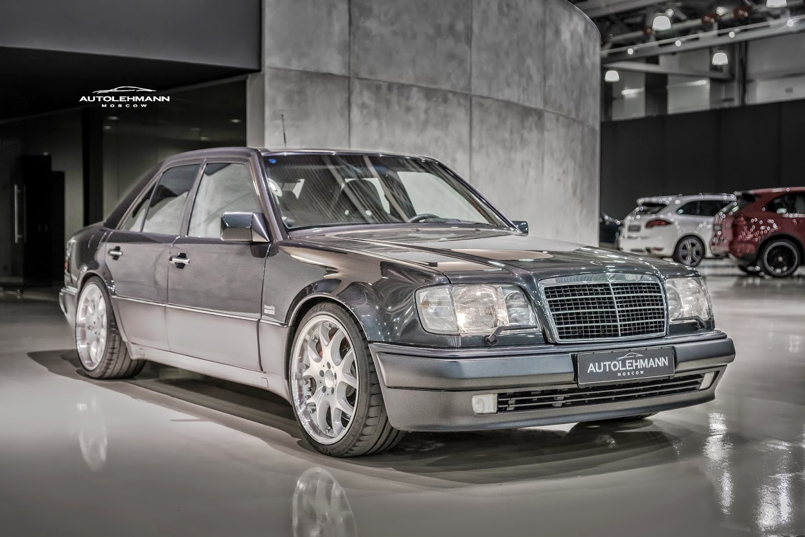mercedes benz w124 e500 brabus 6 0 benztuning. Black Bedroom Furniture Sets. Home Design Ideas