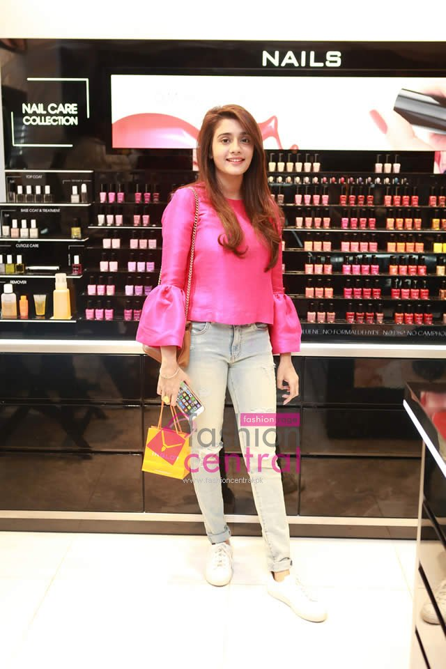 Launching of Inglot Store In DHA Lahore