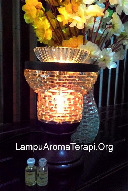 lampu hias aromaterapi