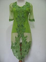 model baju kebaya simple
