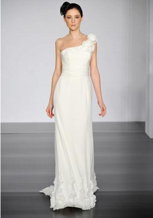 Shoulder Prom Dress on Formal Wedding Dresses  Fashion One Shoulder Taffeta A Line 2011