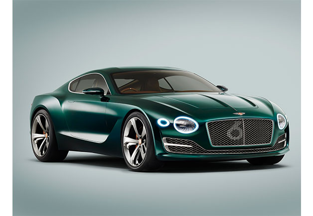Bentley's Latest Concept Car Looks Stunning - Commuter Online