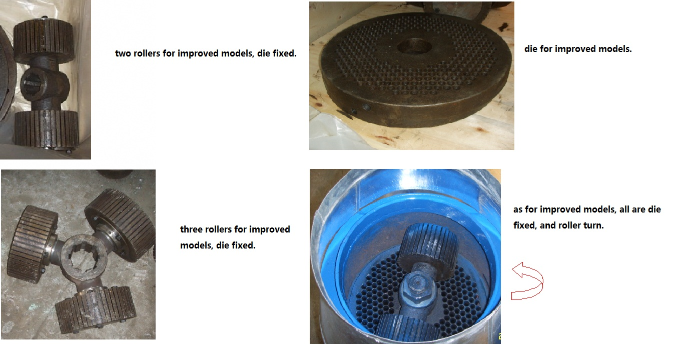 Pellet mill to make your own Pellets at home!