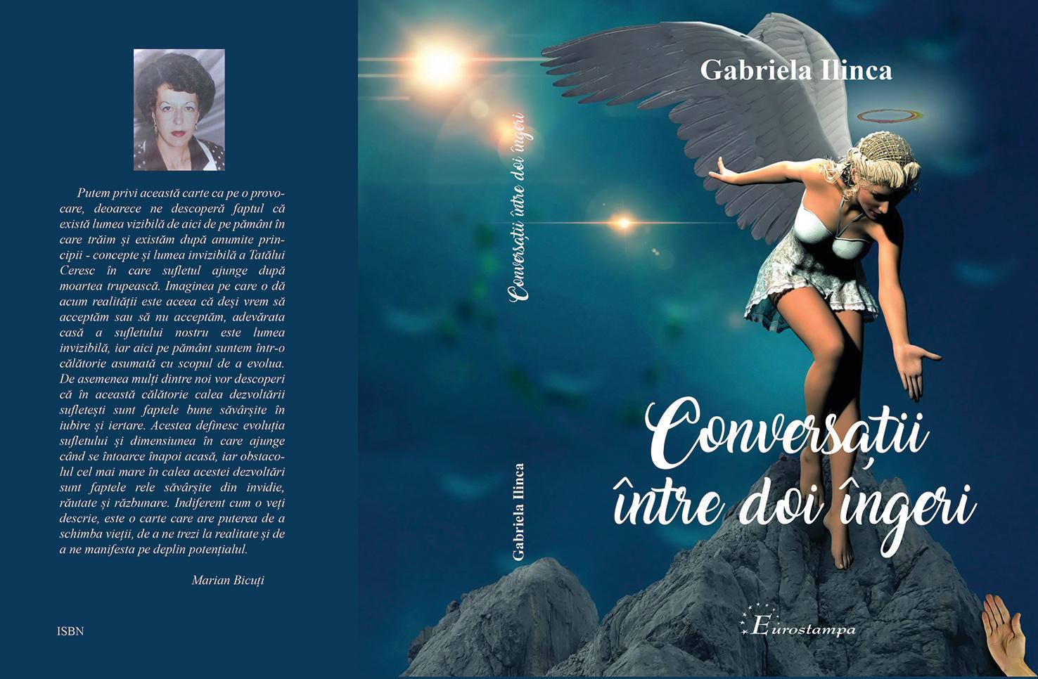 Cartea mea de suflet-Conversatie intre doi Ingeri....