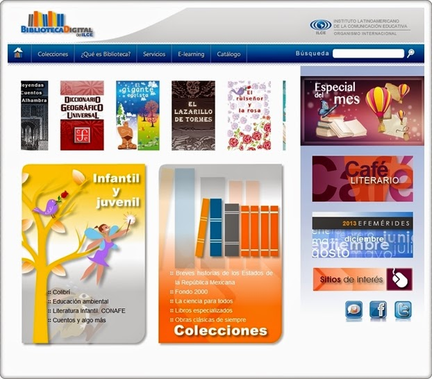 http://bibliotecadigital.ilce.edu.mx/