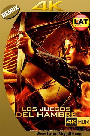 Los Juegos del Hambre (2012) Latino Ultra HD BDREMUX 2160P ()