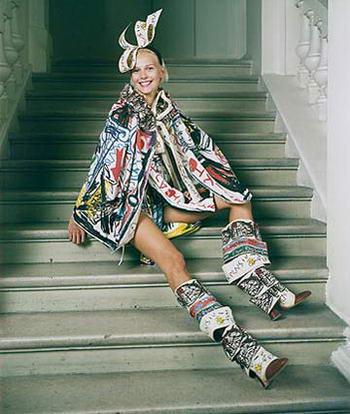 Spettacolo News: Vivienne Westwood: icona e creatrice dello stile Punk ...