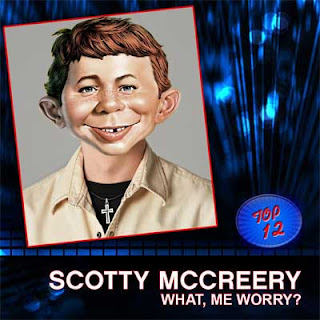 Farce the music another scotty mccreery parody cover for Farcical satire