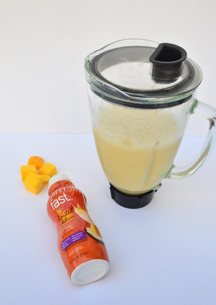 slim fast smoothie
