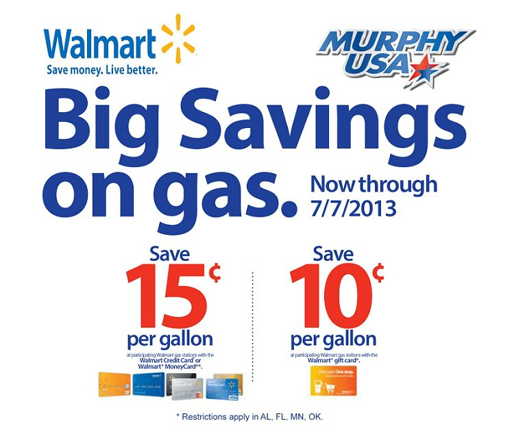 Printable gas coupons in mn