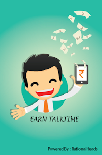 How To Earn Money Through Earn Talk time Android App