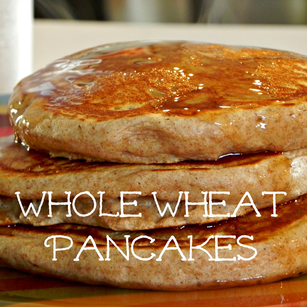 Whole Wheat Pancake {bulk mix}