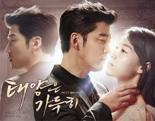 KOREA DRAMA Full Sun / Beyond The Clouds