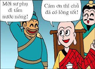 Tây Du Ký hài: Nỗi oan của Long Vương