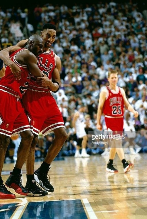 """The Flu Game"" vs Utah Jazz (NBA Finals 1997)"