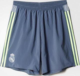 Celana Real Madrid Away 2015/2016