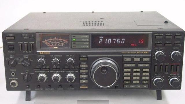 Icom IC-760
