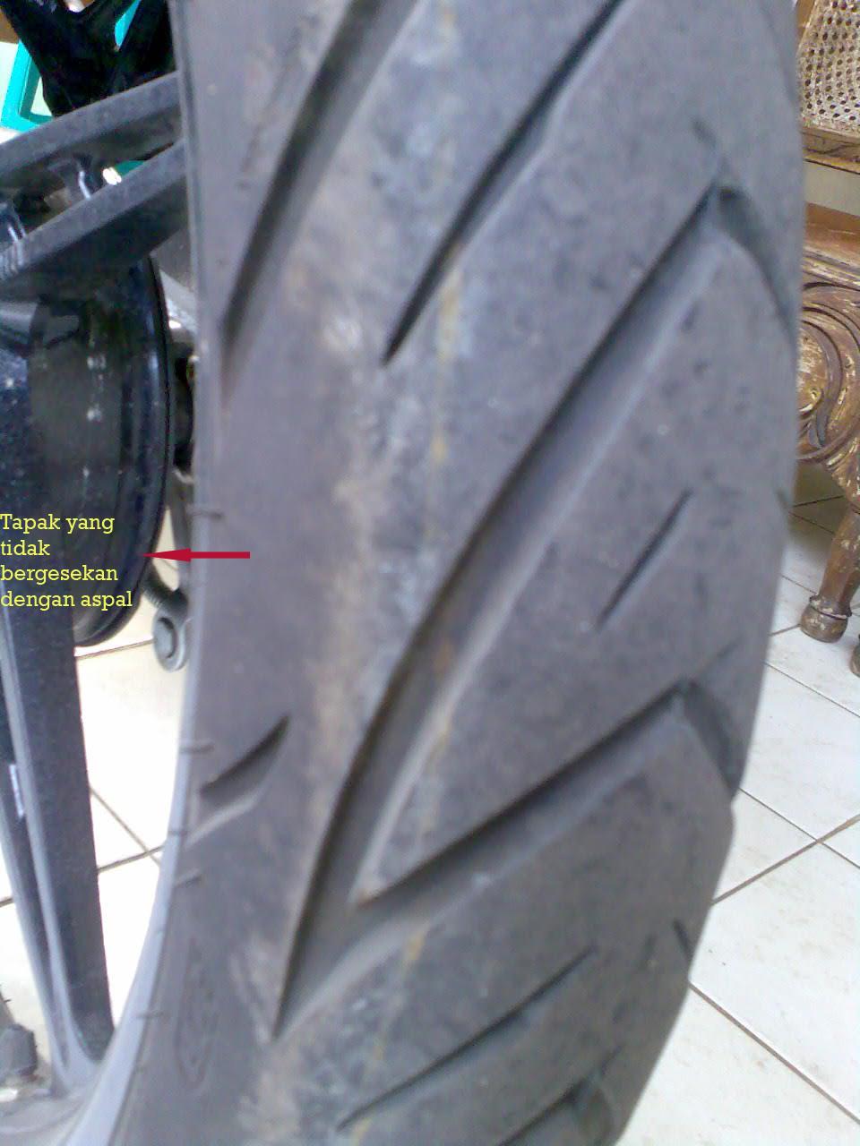 Panduan Ganti Ban Oprek Motor Zeneos Zn 75 70 80 17 Tubeless Kategori Oke