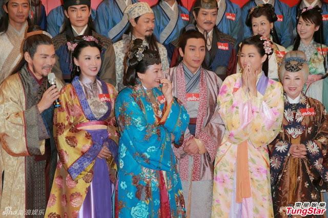 Phim Thố Nương Tử (30 Tập cuối) TVB - Ảnh 1