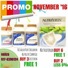 Promo Sepanjang Bulan November 2016