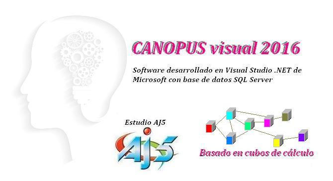 Canopus Visual 2016.