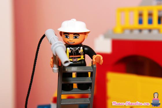 Ca casse les briques n 2 la caserne des pompiers 6168 for Au feu les pompiers la maison qui brule
