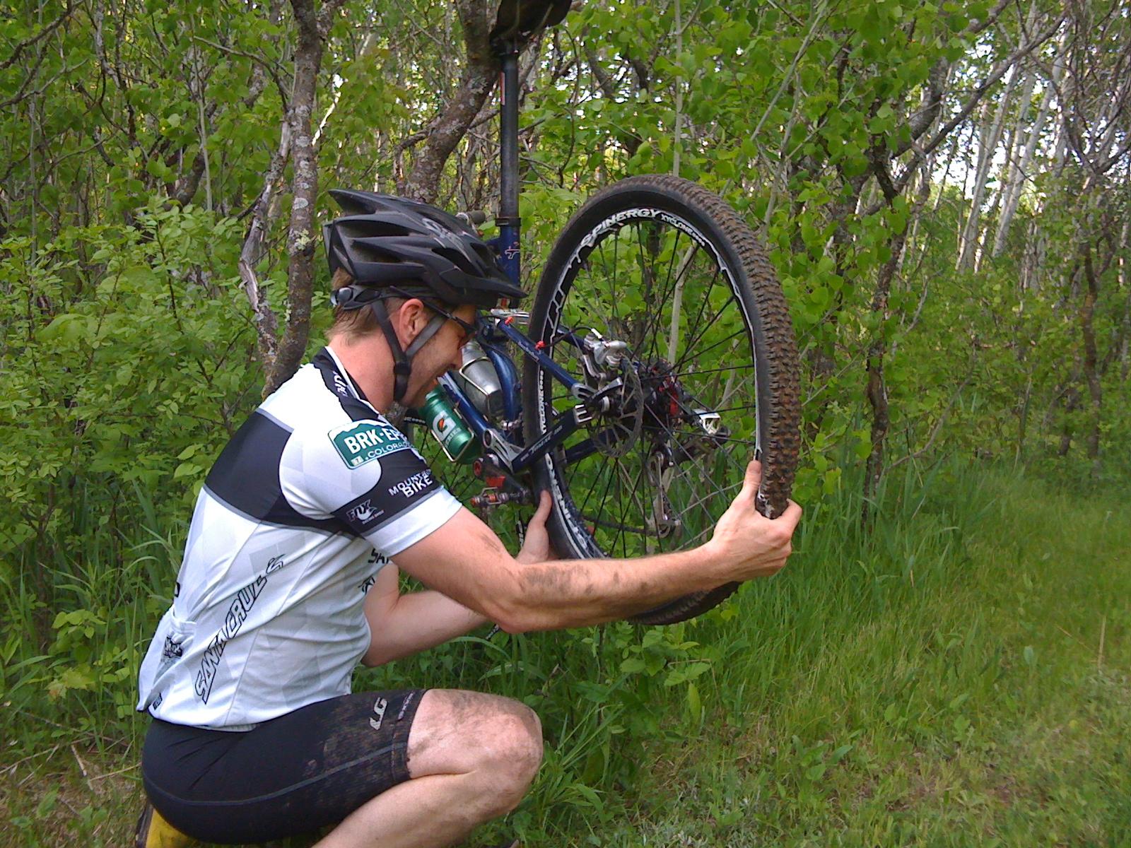 Cyclova Xc Bike Tech Bike Repair Stand Trail Side Style