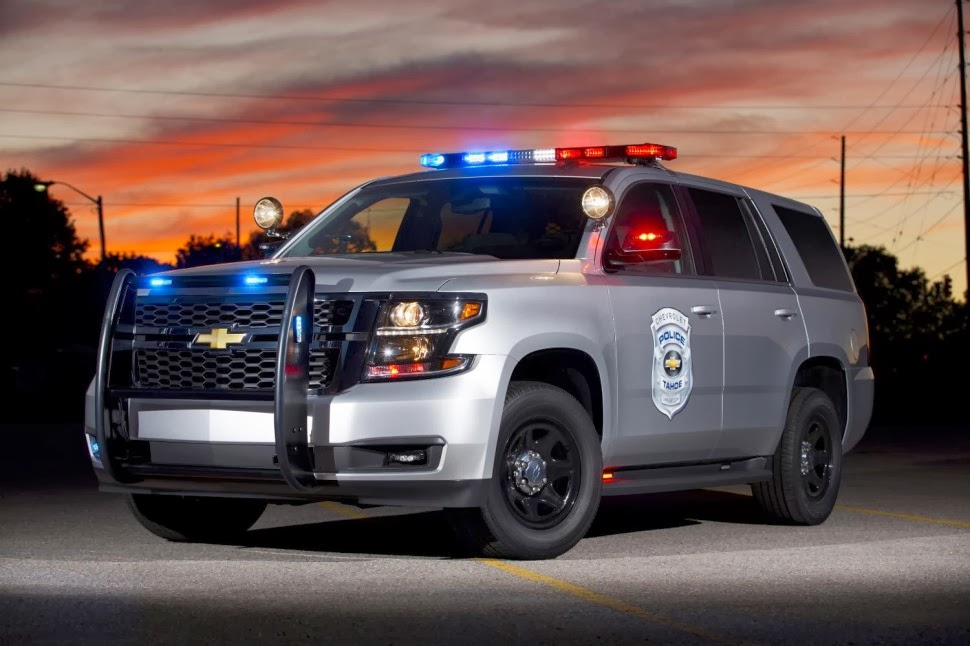 2015 Chevy Tahoe Police Patrol Vehicle Announced