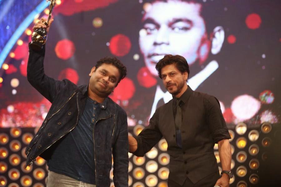 Shahrukh with A.R.Rahman_Myclipta